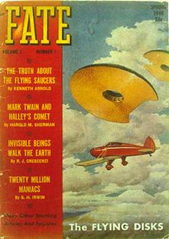 Spring 1948 UFO cover