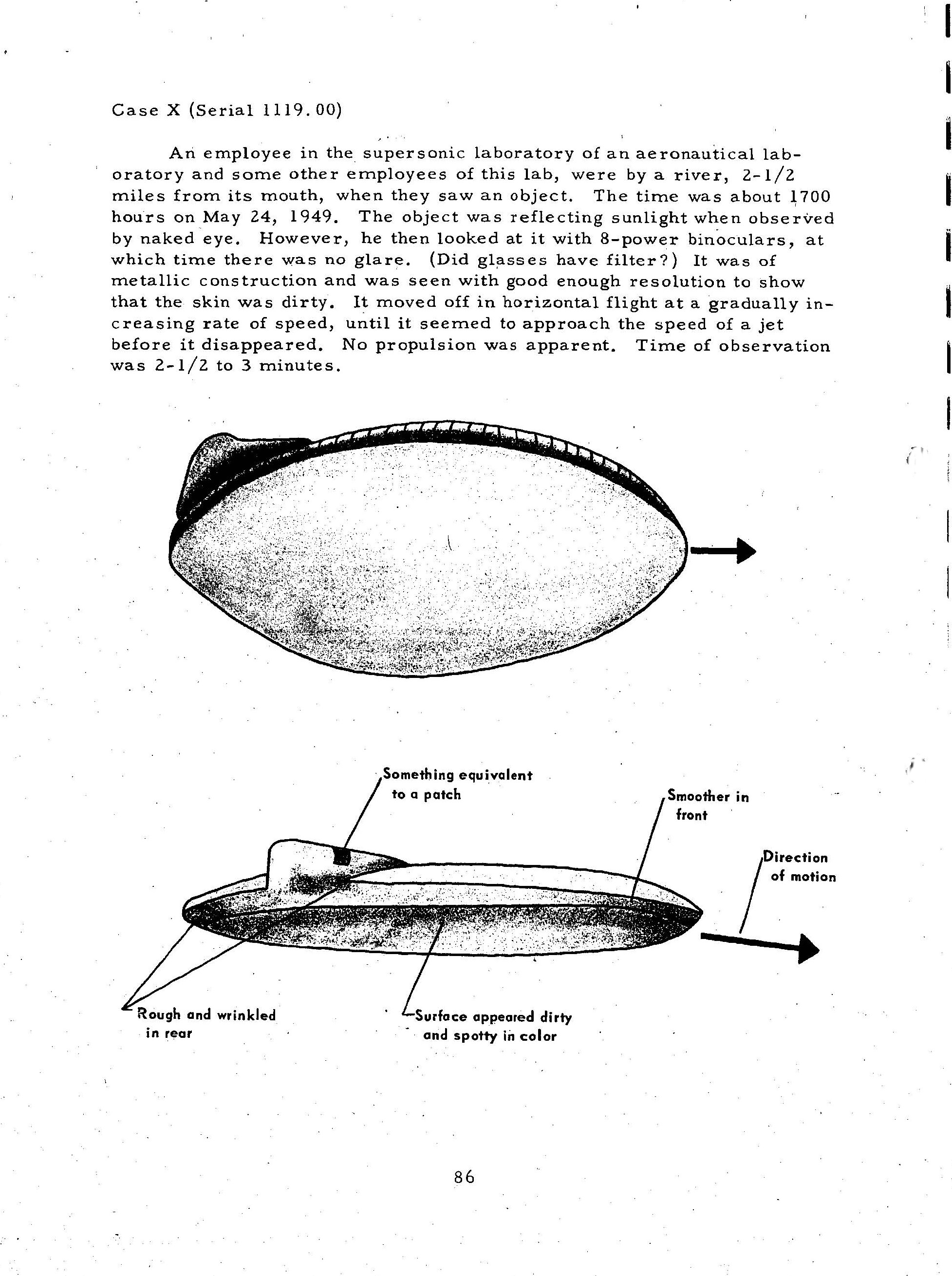 Project Blue Book: US Air Force UFO documents revealed - BBC News