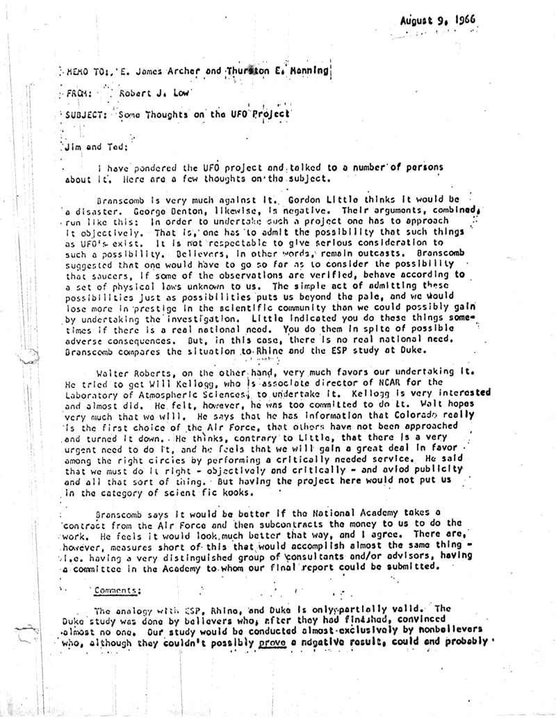 robert low trick memo robert low trick would be memo and transcription below memo jpegs page 2