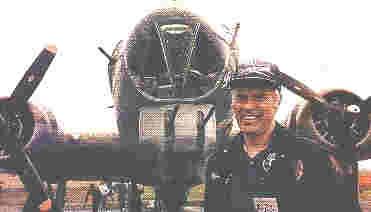 Wally and B-17