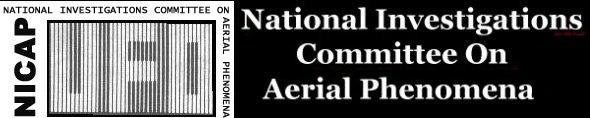 NICAP logo