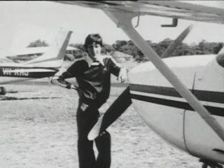 Frederick Valentich by plane